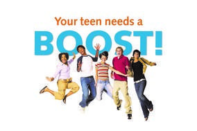 your teen needs a boost