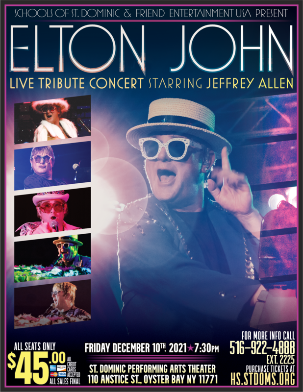 Elton John Live Tribute Concert Featured Photo