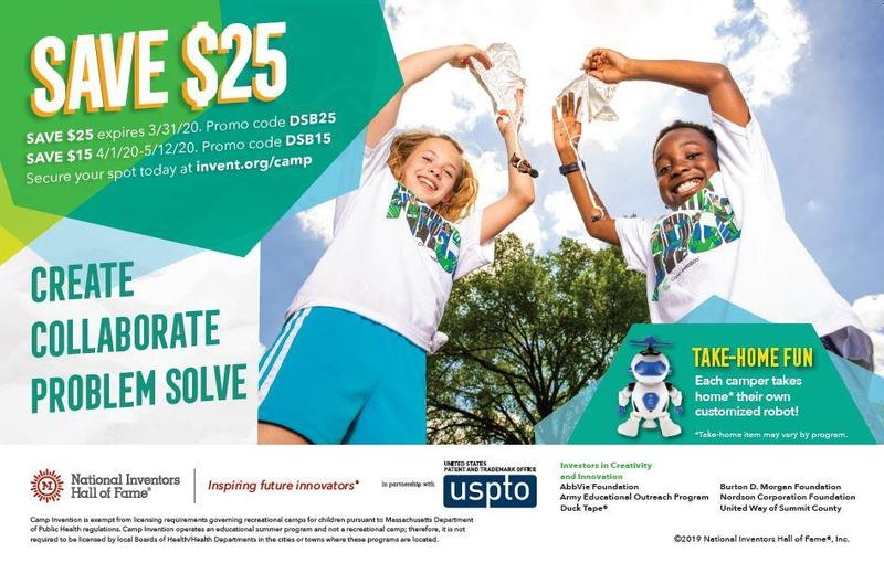 Camp Invention 2020:  Elevate Featured Photo