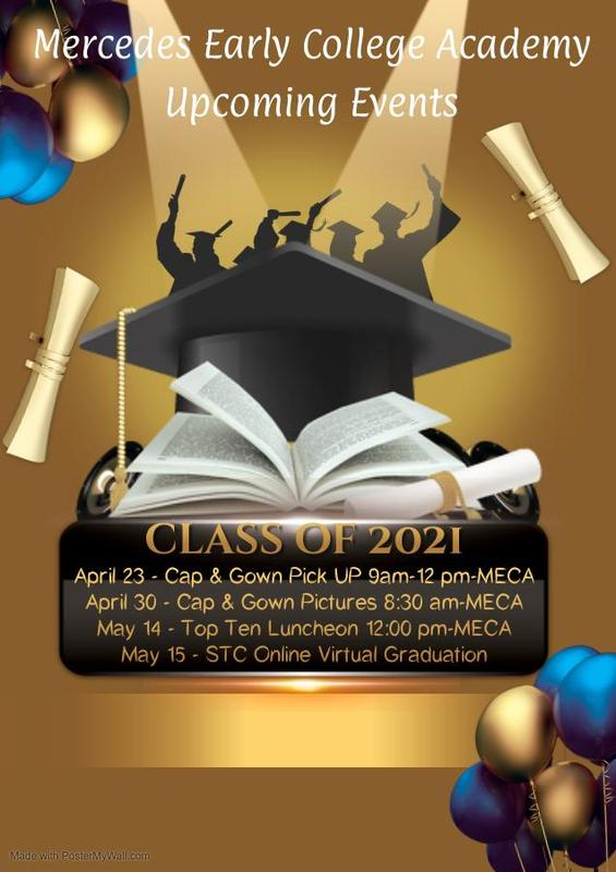Senior class of 2021 upcoming events Featured Photo