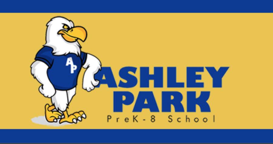 Ashley Park Eagle Logo