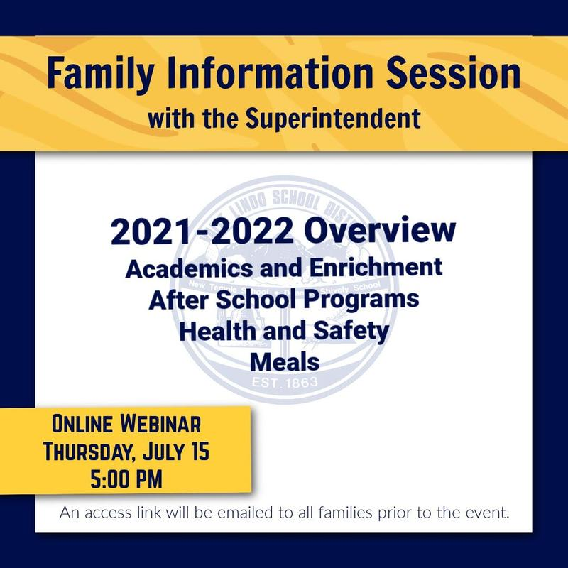 Family Information Session