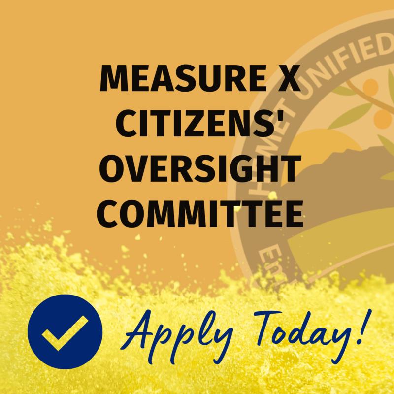 measure x committee