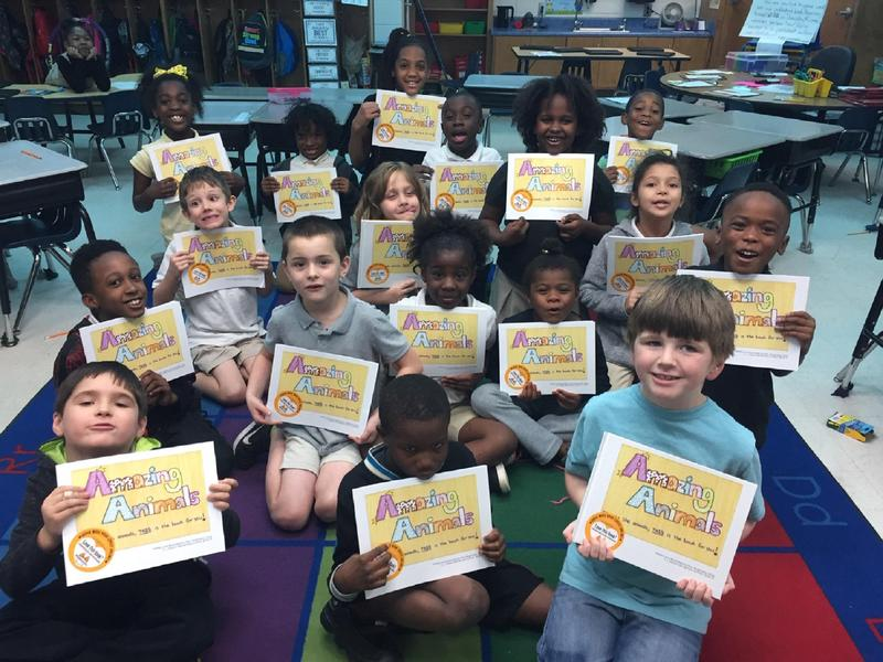 First Grade Authors