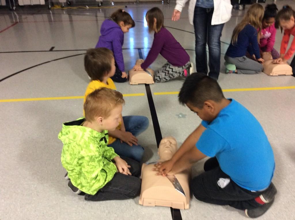 4th Grade CPR