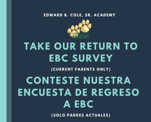 EBC Reopening Survey Featured Photo