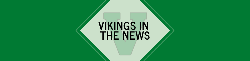 Vikings in the News