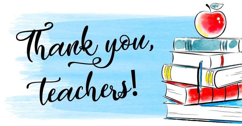 Teacher Appreciation Week video from the PTA! Featured Photo