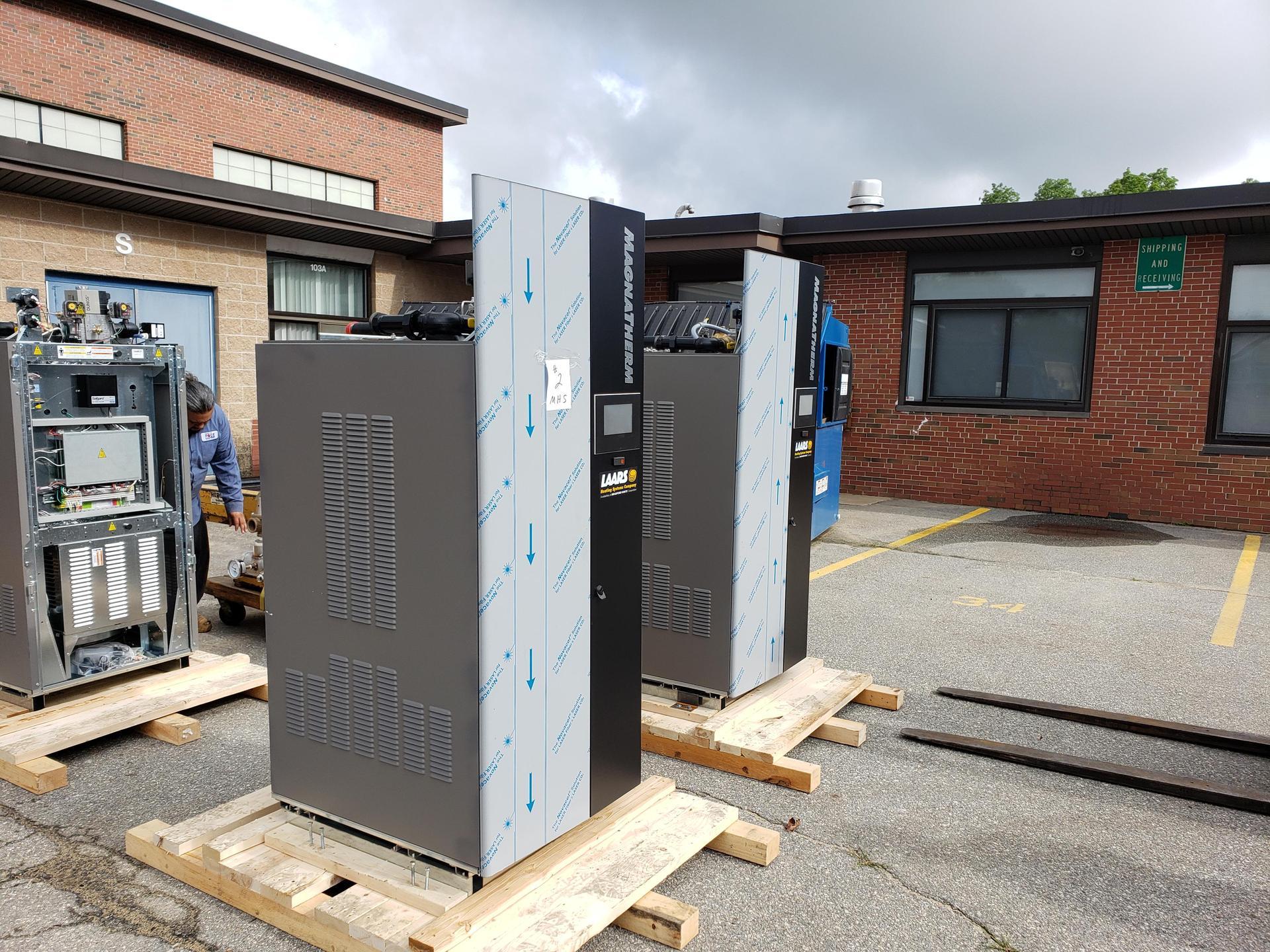 New Boilers MHS