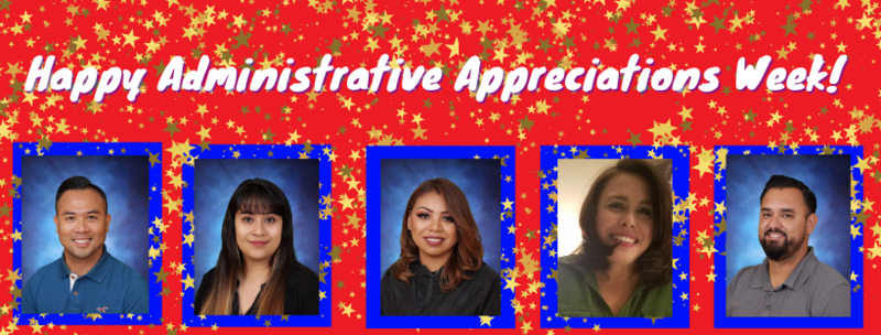 Happy Administrative Professionals Week! Thumbnail Image