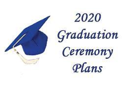 2020 Graduation Ceremony June 12 8:00 p.m. Featured Photo