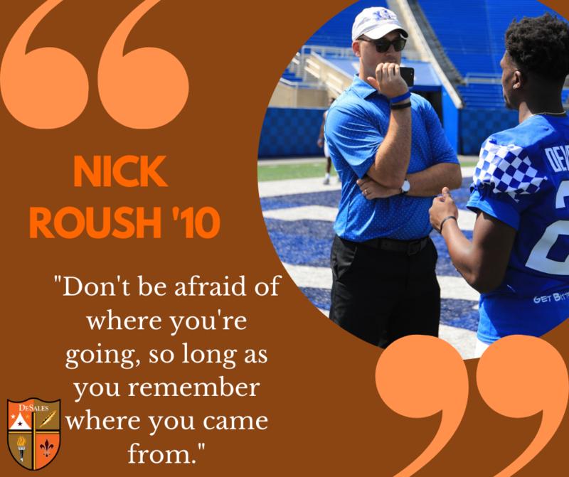 Nick Roush '10