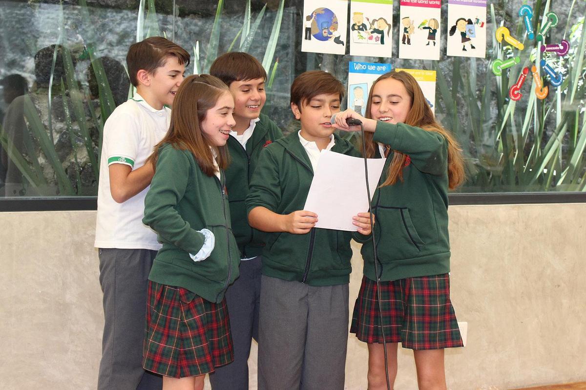 Alumnos de Sexto