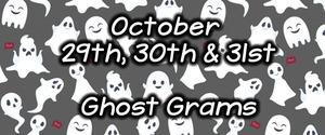 ghost grams