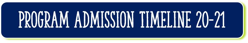 Program Admission