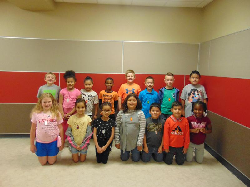 2nd Grade May Student of the Month Featured Photo