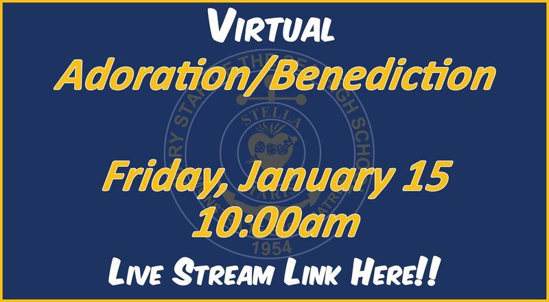 Virtual Adoration/Benediction Featured Photo