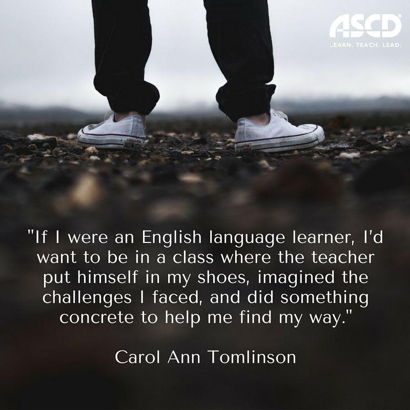 English Language Learner Needs