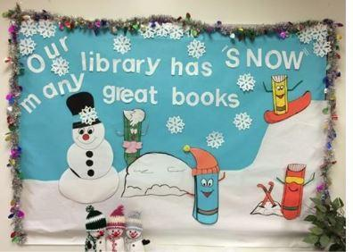 Snow Many Great Books