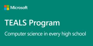 NBHS Microsoft TEALS
