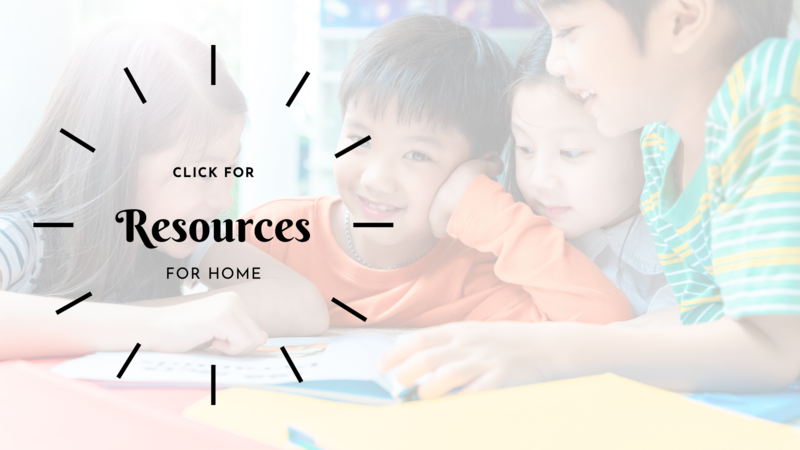 An ever-growing list of educational resources to use at home.  Some fun activities too!
