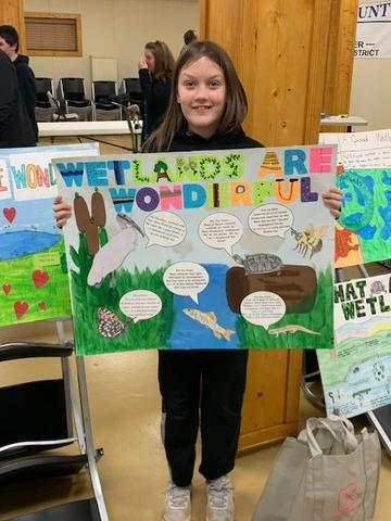Soil and Water Poster Contest Winner