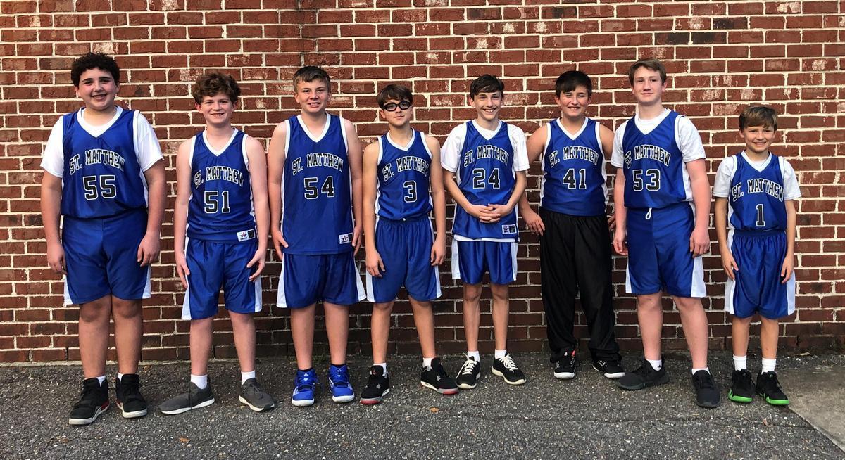 Boys' Senior Basketball Team