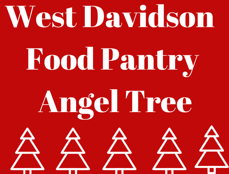 WD Food Pantry Angel Tree