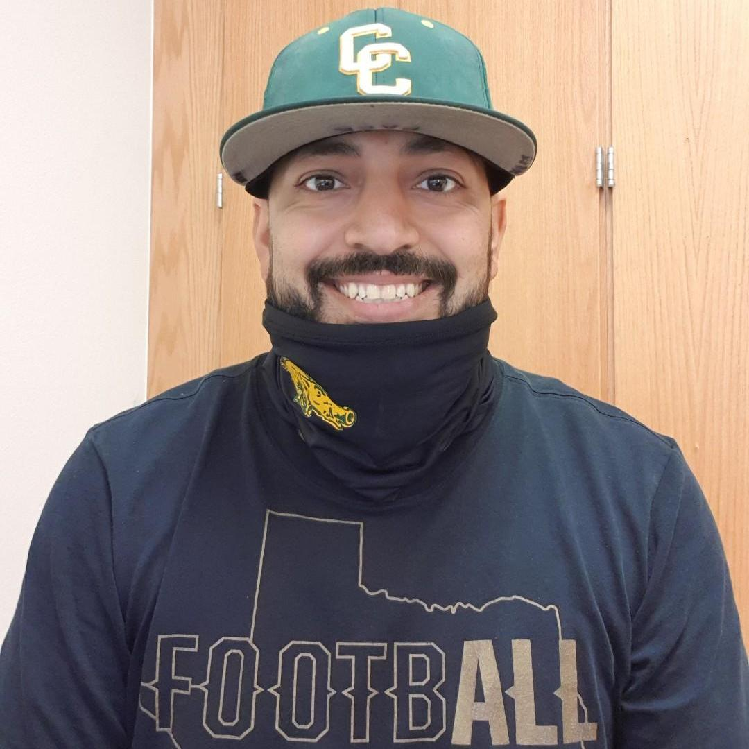 Marcos Martinez III's Profile Photo