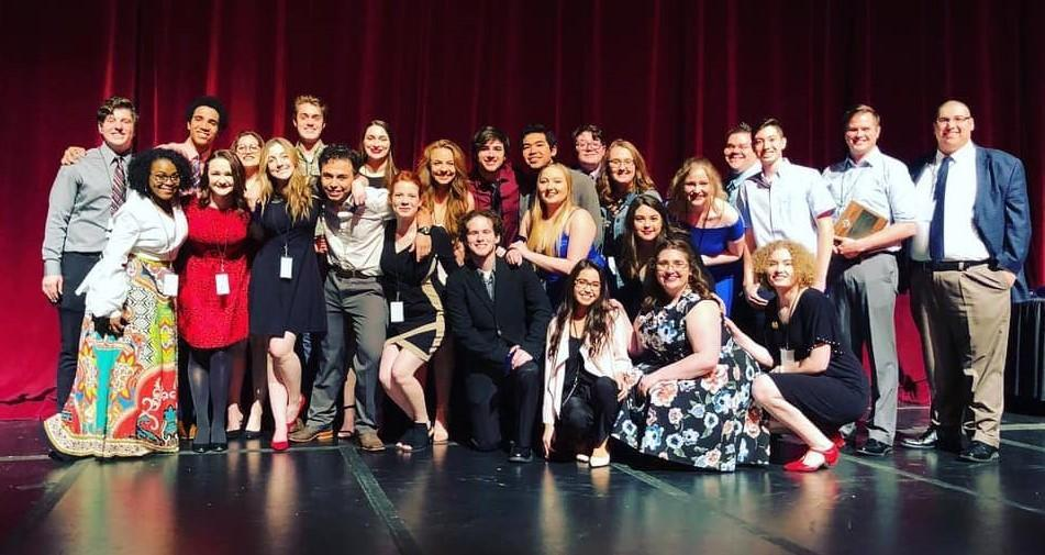 frenship one act play students