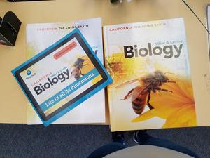 Biology Textbook, Workbook