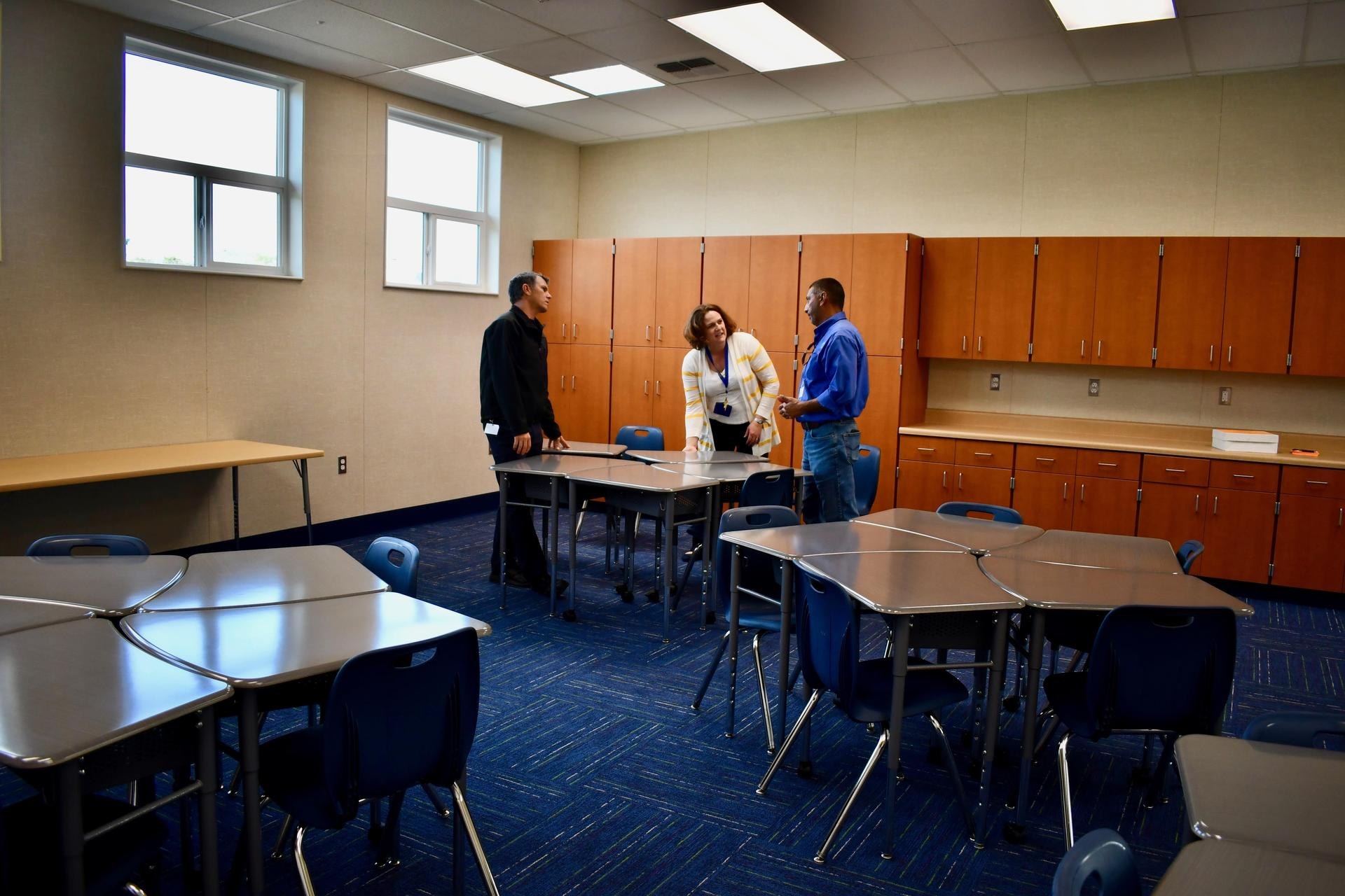 New GB Classroom