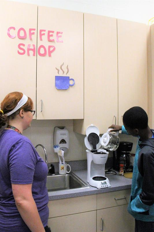 B-L Middle School Students Learn Life Skills Through Class Project