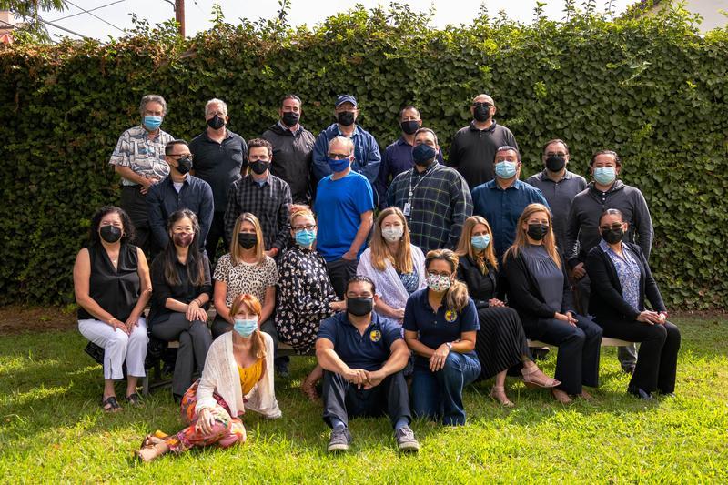 Whipple LA Unified Adult Education Team