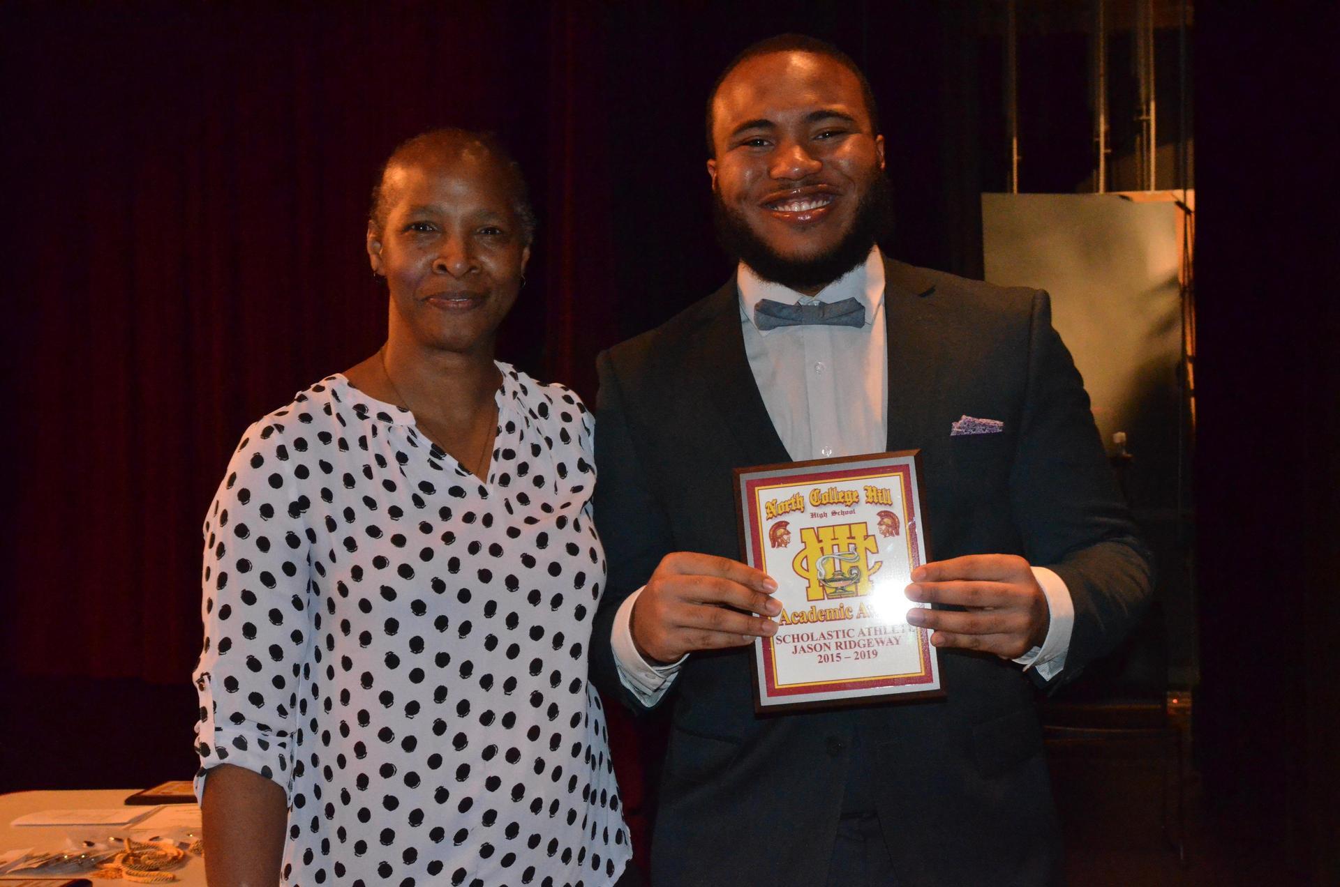 Senior Honors Night 2019