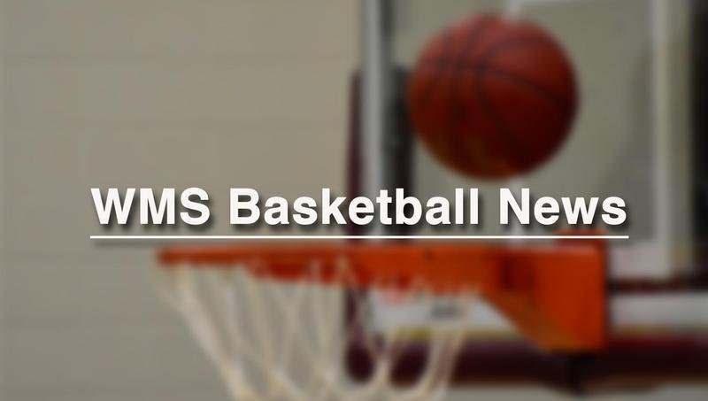 WMS Basketball News