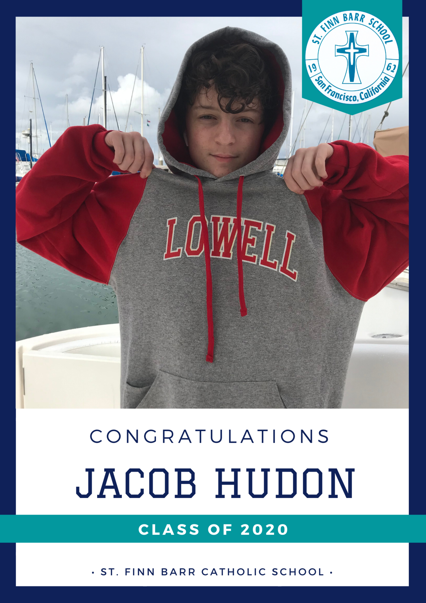 Jacob Hudon Spotlight