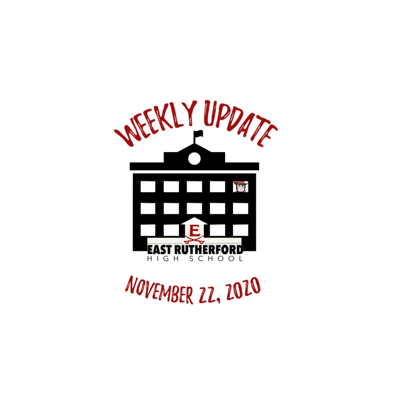 Weekly Update November 22, 2020 Featured Photo