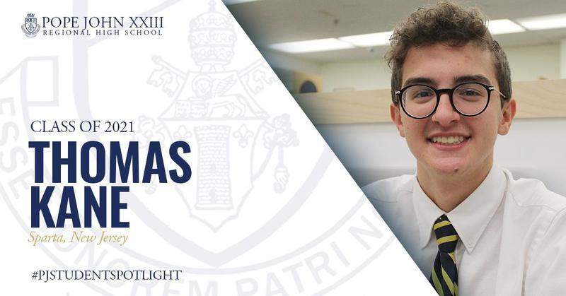 Thomas Kane PJ Student Spotlight