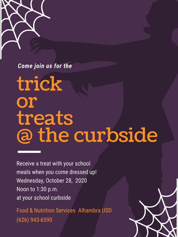 Trick-or-Treat at the Curbsite Featured Photo