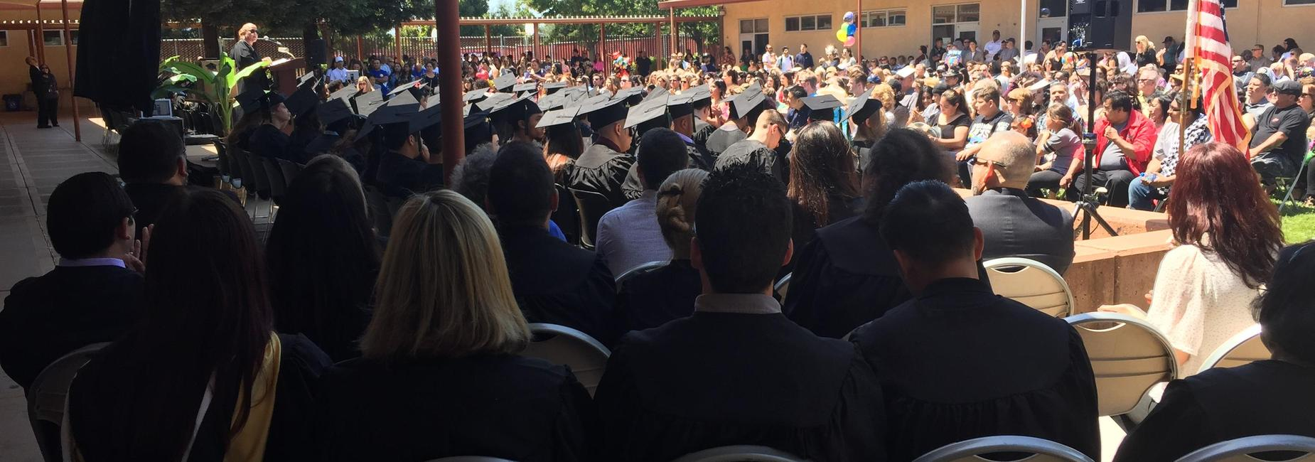 photo of boynton high school graduation