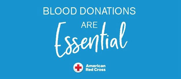 Blood Donations are Essential