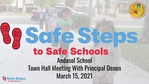 Safe Steps for Schools