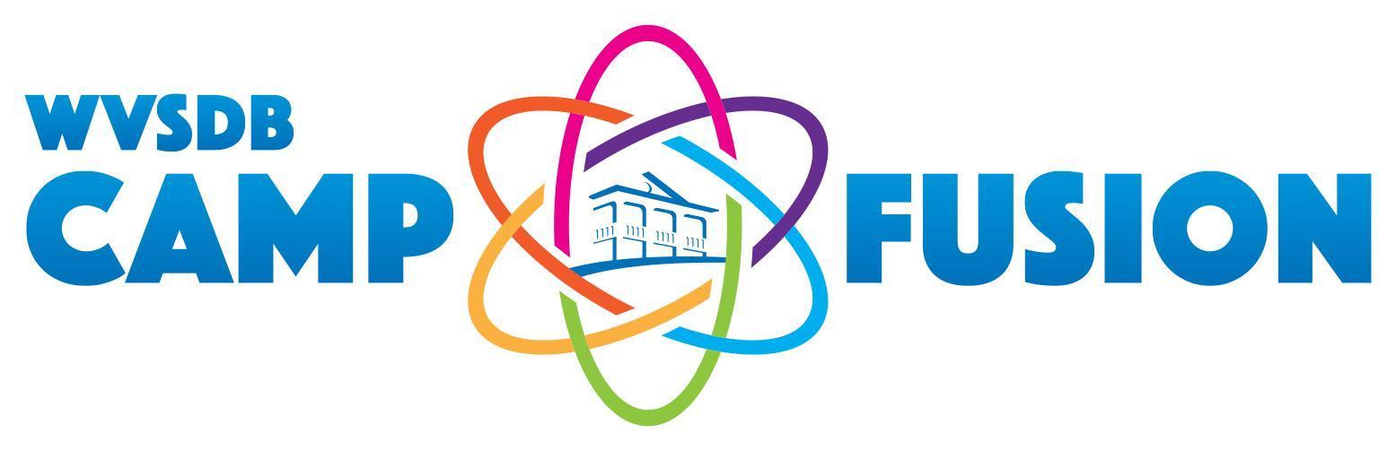 Camp Fusion logo