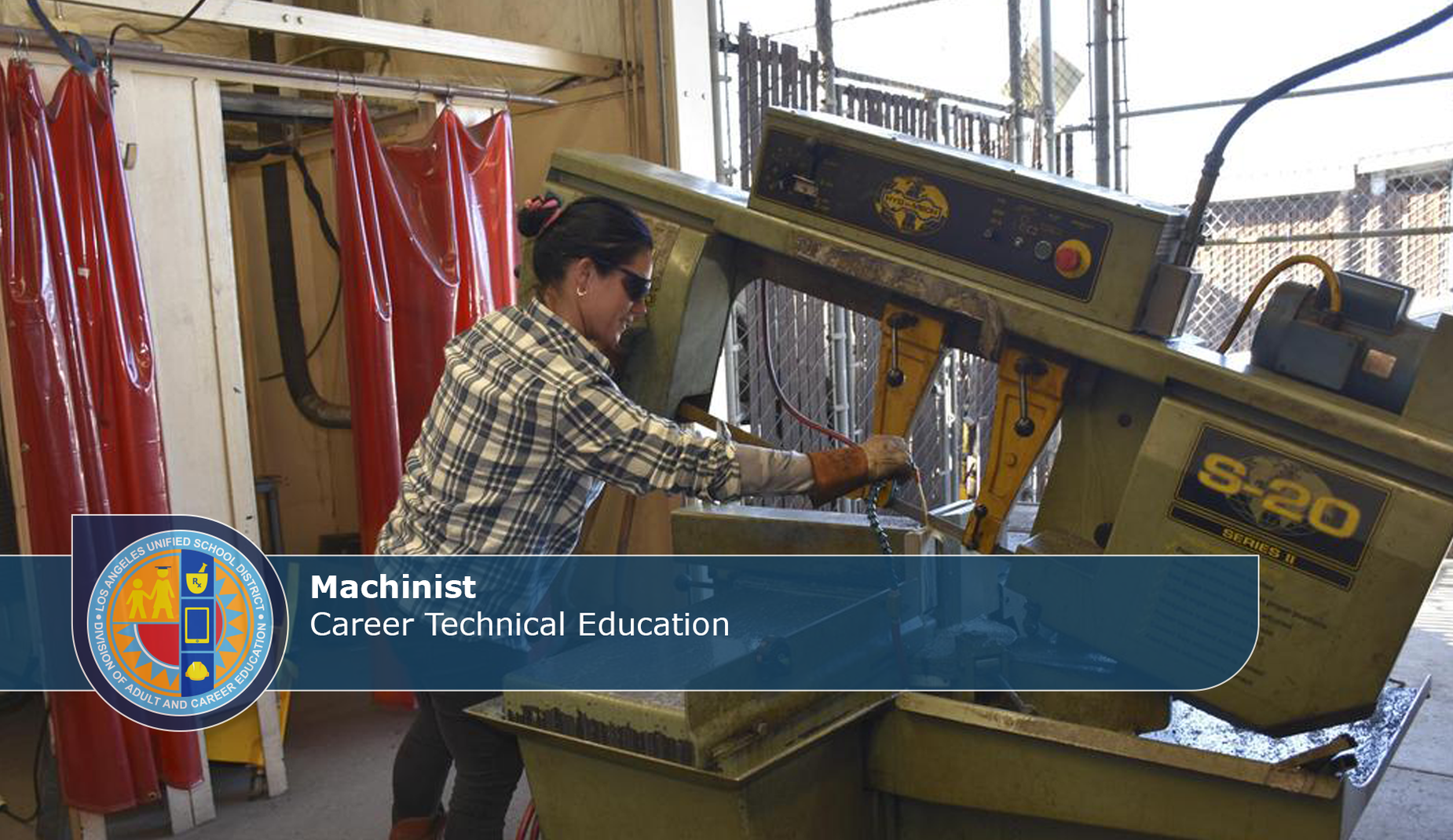CTE Machinist