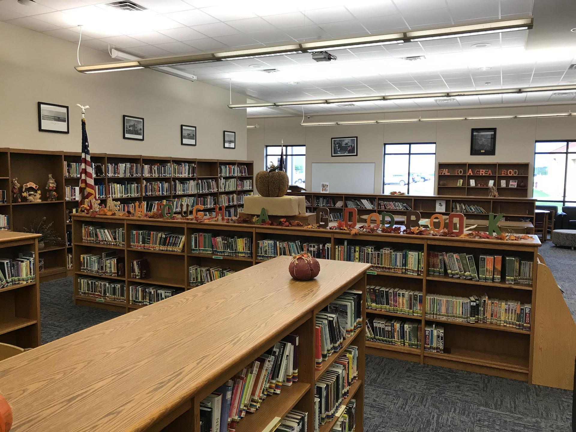 Callisburg MS\HS Library
