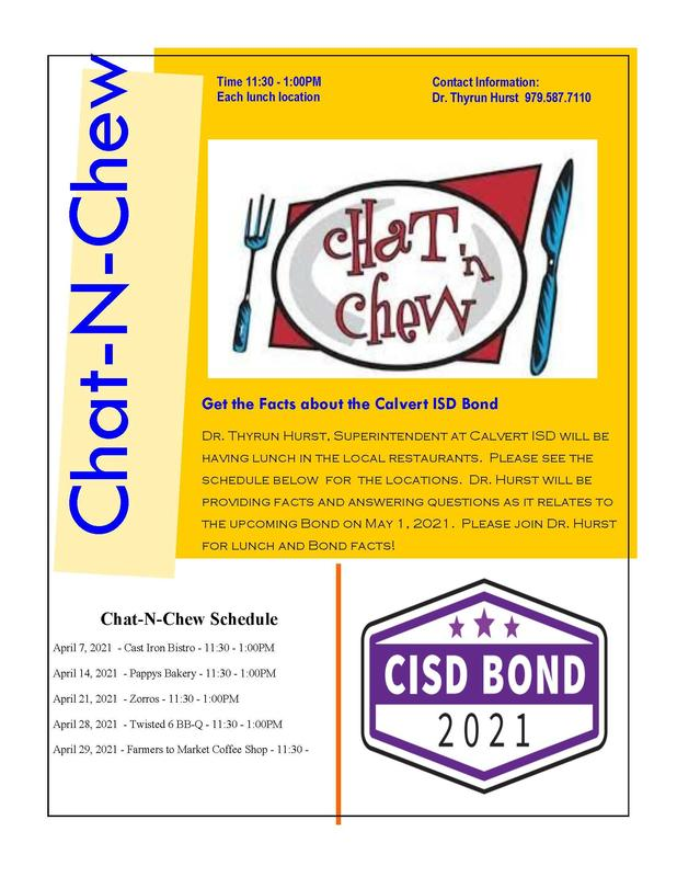 Chat-N-Chew! Featured Photo