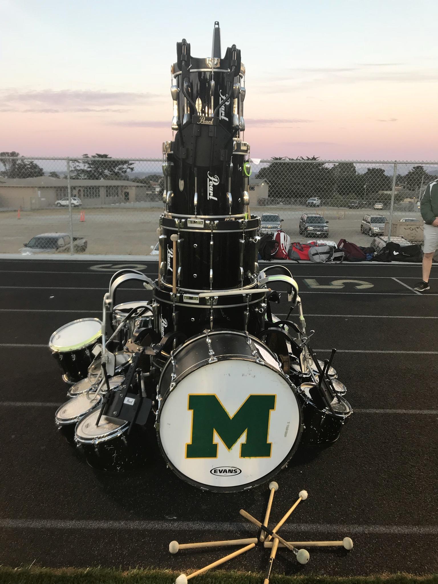Drum Line Instruments