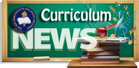 Curriculum News Icon