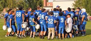 8th football photo